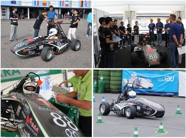 BIT Formula Car 2