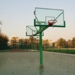 BIT sport fields in Zhongguancun Campus 4