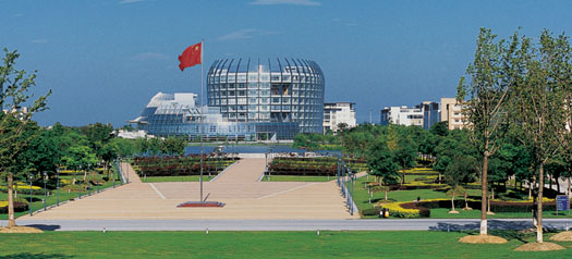 Donghua University Songjiang Campus