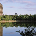 Peking University Lake
