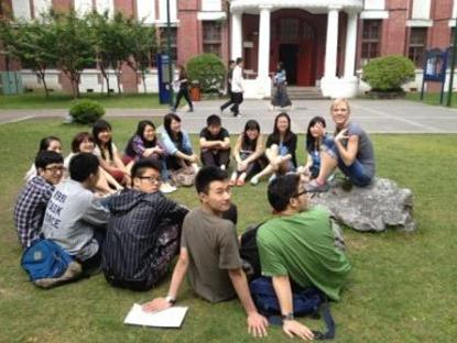 Sino-British College, Shanghai Students