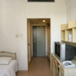 Tsinghua University Accommodation TV