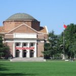 Tsinghua University Building