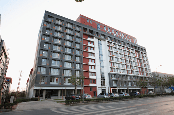 DUFE OFF-CAMPUS ACCOMMODTION ZHONGCHEN EXTERIOR