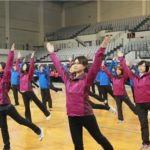 Nankai University gymnastics 1