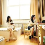 dufe accommodation dorm students