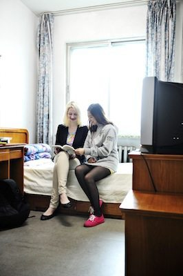 dufe accommodation dorm single