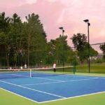 Tennis match UNNC