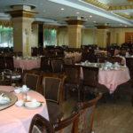 SHNU Guo Jiao accommodation dining hall