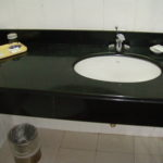 SHNU Guo Jiao accommodation bathroom