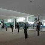 SHNU Aerobics Hall