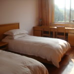 SHNU Wai Bin Lou accommodation double room