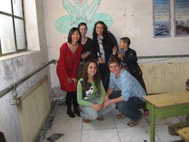 hutong school Volunteer 1