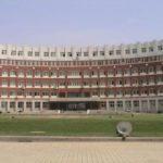 Dalian Maritime University Building 4