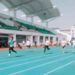 China Pharmaceutical University Sports 3