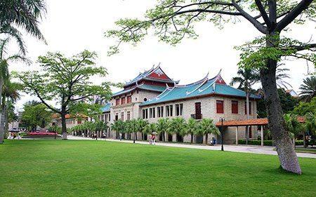 XMU Qunxian Complex