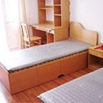 fudan university accommodation double room