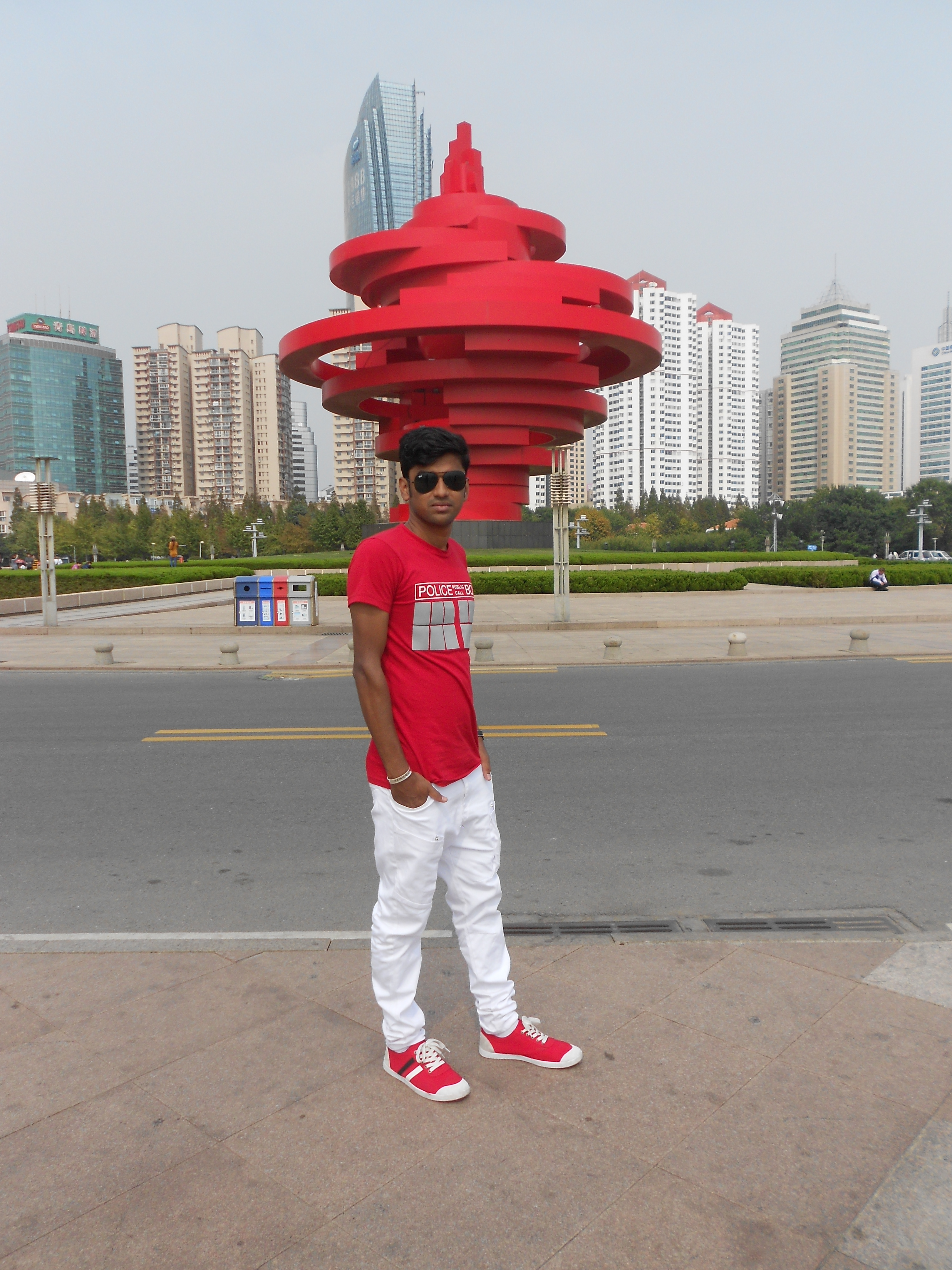 Eid in China