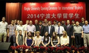 Ningbo-University International Students
