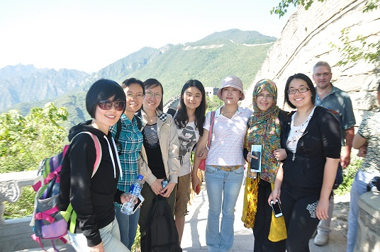 Studying LLM at Tsinghua is also about travelling experience