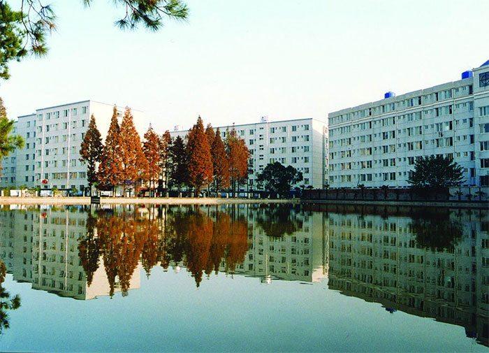 WHUT Students' Apartment Buildings