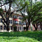 scut campus scenery
