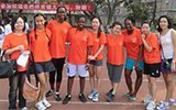 GXMU International Students Sports