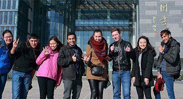 Jiangsu University International Students