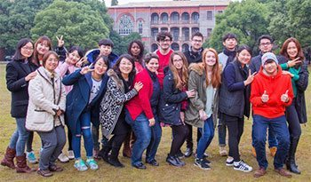 Soochow-University International Students