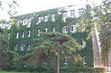 RUC Building green