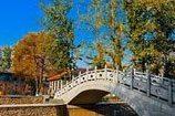 Shandong University Hongjialou Campus Little Bridge