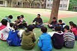 Shandong University Students