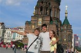 Harbin St.-Sophia-Cathedral-international students