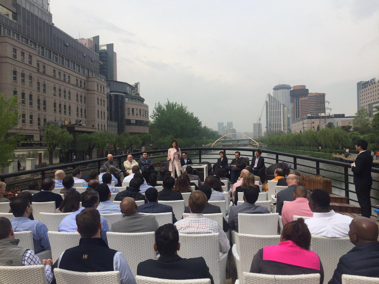 Georgia Tech Executive MBA Event in Beijing • China Admissions