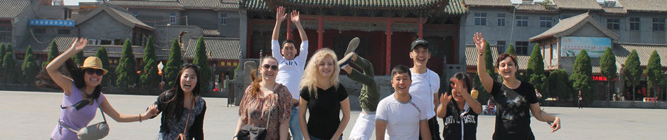 Northwest University, Xi'an - international students