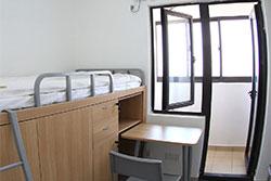 xjtlu accommodation bedroom
