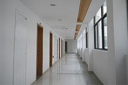 Xi'an Jiaotong-Liverpool University (XJTLU) accommodation corridor