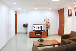 Xi'an Jiaotong-Liverpool University (XJTLU) Accommodation Lounge