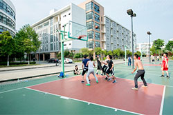 Xi'an Jiaotong-Liverpool University (XJTLU) Basketball