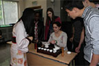 ustb international students tea class