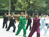 Nanjing University Internationals Students Martial Arts