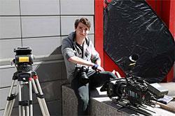 beijing film academy internaltional student
