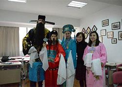 Southeast University China activities