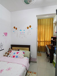 Lanyuan No.6 International students Dormitory Room