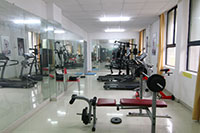 Lanyuan No.6 International students Dormitory Fitness