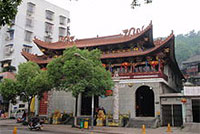 Temple of Bao Gong in Ouhai District