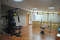 Chongqing University Accommodation Xuelin Hotel Fitness