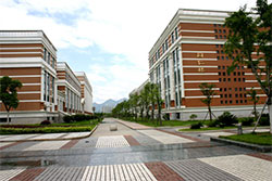Wenzhou Medical University (WMU) campus buildings