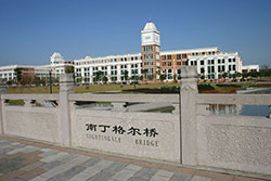 Wenzhou Medical University (WMU) Nightingale Bridge
