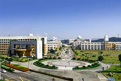 Wenzhou Medical University (WMU) campus